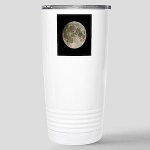 Full Moon Stainless Steel Travel Mug