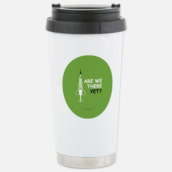 Hypo-Derrick - Are We T Stainless Steel Travel Mug