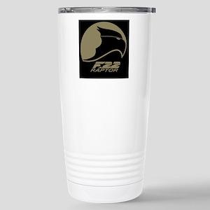 F-22 Raptor 2 Stainless Steel Travel Mug