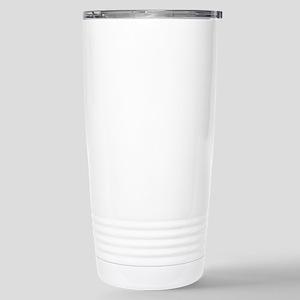 Fujidomoe(W) Stainless Steel Travel Mug