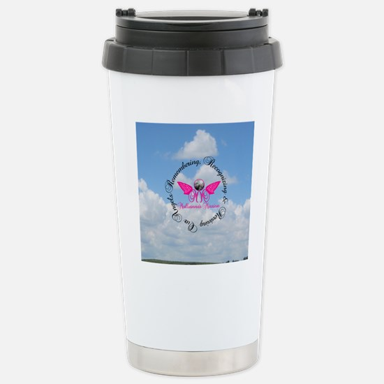Molliannas Mission Inc Stainless Steel Travel Mug