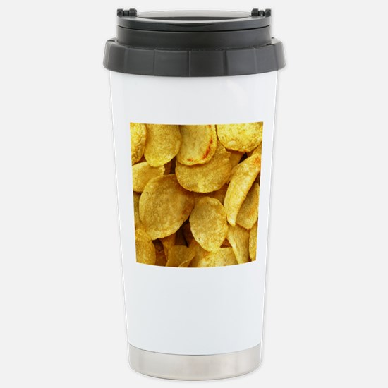 potatochips Stainless Steel Travel Mug