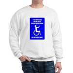 Party-Capped Sweatshirt