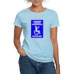Party-Capped Women's Light T-Shirt