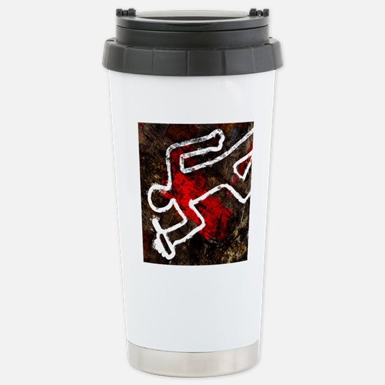 Alcohol related death,  Stainless Steel Travel Mug