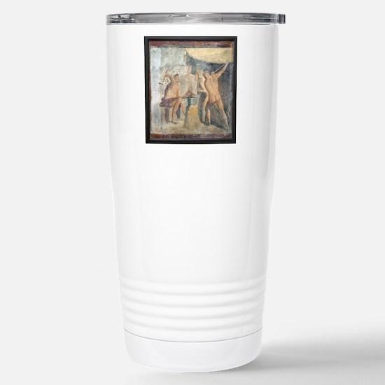 Forge of Hephaistos, Ro Stainless Steel Travel Mug