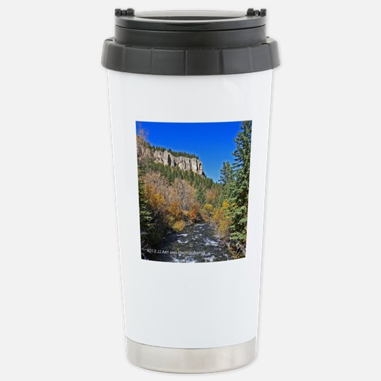 Spearfish Canyon Stainless Steel Travel Mug