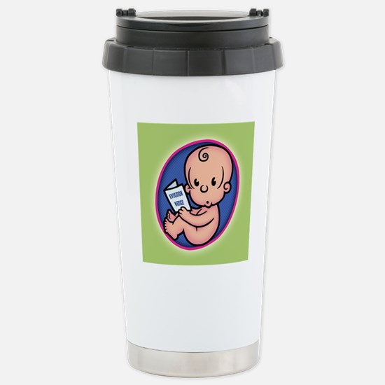 eviction-0311-BUT Stainless Steel Travel Mug