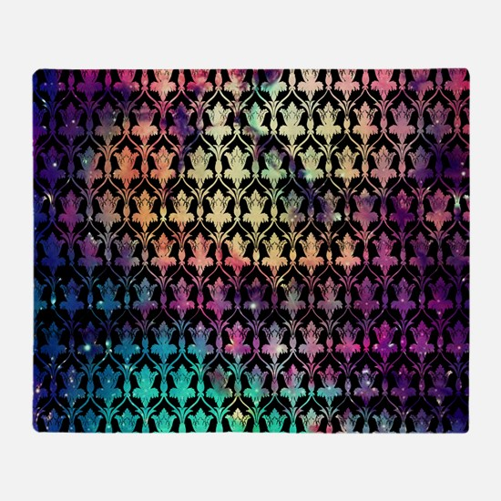 Cute Street pattern Throw Blanket