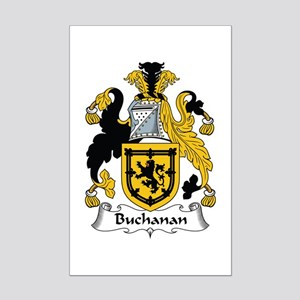 Buchanan Mini Poster Print
