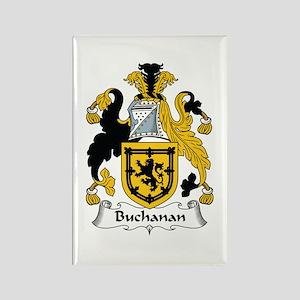 Buchanan Rectangle Magnet