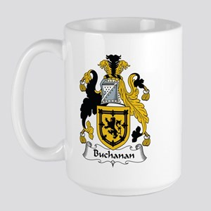 Buchanan Large Mug
