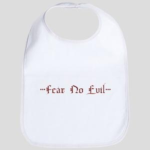 Fear No Evil Bib