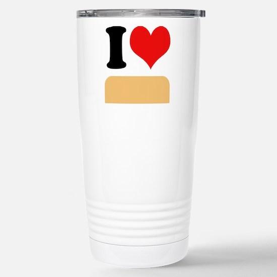 I heart Twinkies Stainless Steel Travel Mug