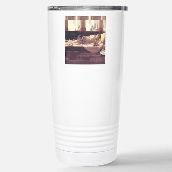 Waterhouse Dolce Far Ni Stainless Steel Travel Mug