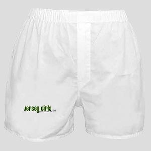 Jersey Girls Boxer Shorts