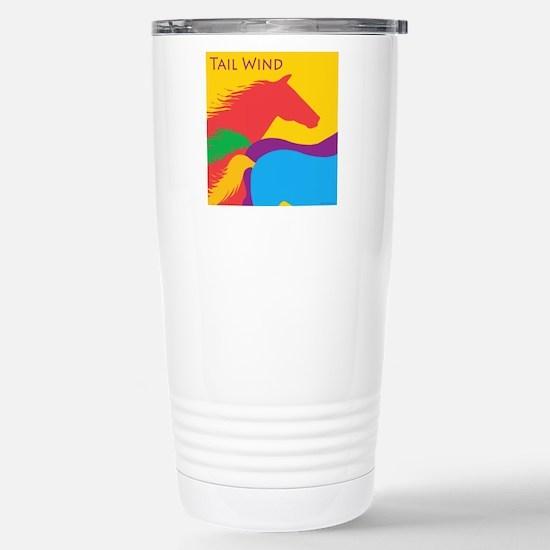Tail Wind-Women Stainless Steel Travel Mug