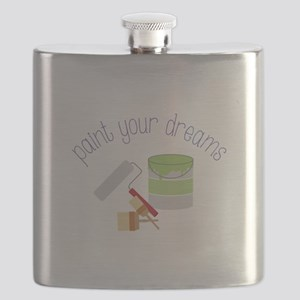 Paint your dreams Flask
