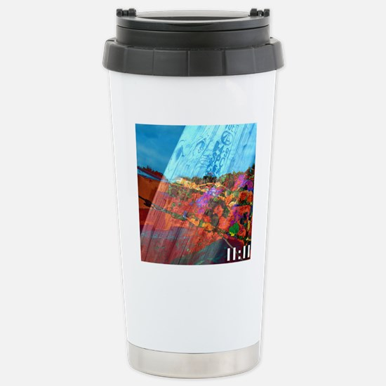 HereComesTheSun Stainless Steel Travel Mug