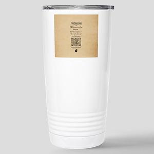 Folio-MidsummerNightsDr Stainless Steel Travel Mug