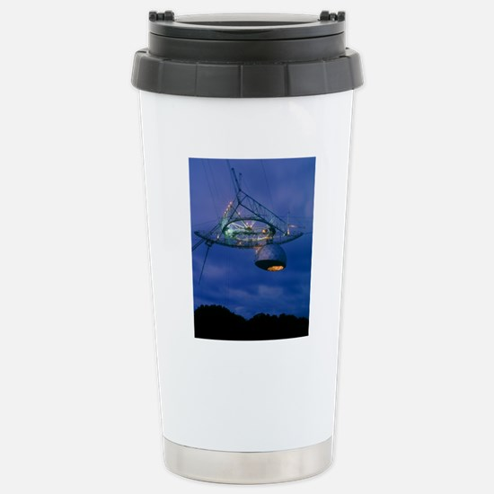 Radome of the upgraded  Stainless Steel Travel Mug