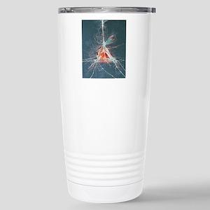 Nerve support cell, SEM Stainless Steel Travel Mug
