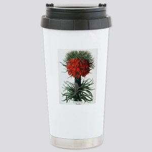 Crown imperial plant Stainless Steel Travel Mug