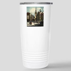 Munich Engraving Stainless Steel Travel Mug
