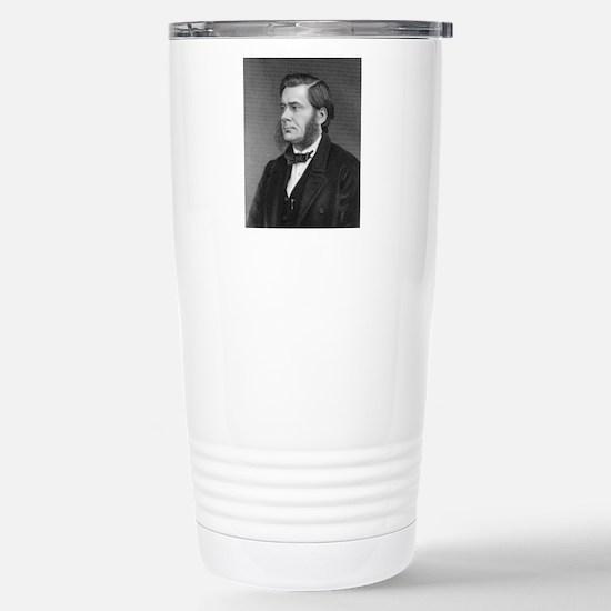 Thomas Huxley, English  Stainless Steel Travel Mug