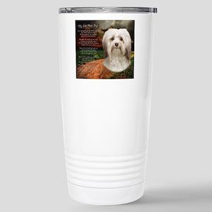godmadedogs(blanket) Stainless Steel Travel Mug