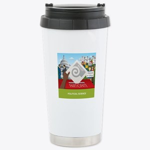 Note Cards Stainless Steel Travel Mug