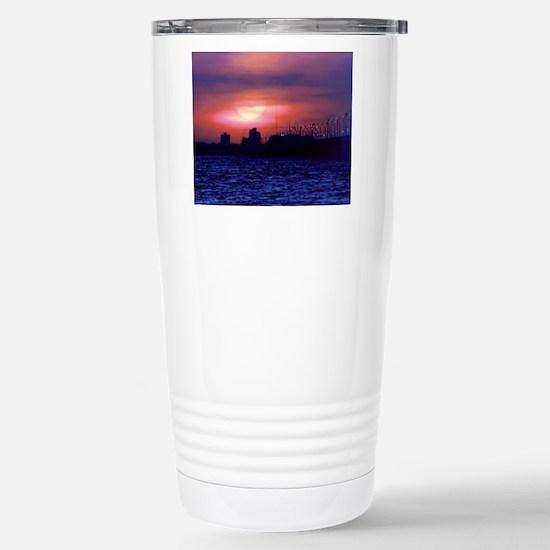 Gandy Sunrise Stainless Steel Travel Mug