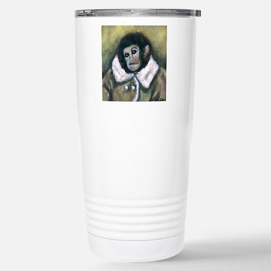 Ikeas Homonkulus Stainless Steel Travel Mug