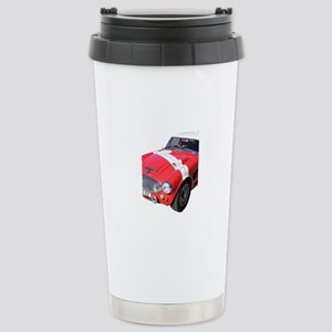 Red car Note 11 case Stainless Steel Travel Mug