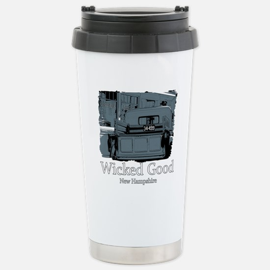 Wicked Good-NH Stainless Steel Travel Mug