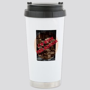 I'm with the Banned Stainless Steel Travel Mug