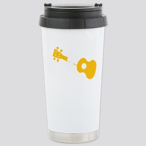 Uke Fist Stainless Steel Travel Mug