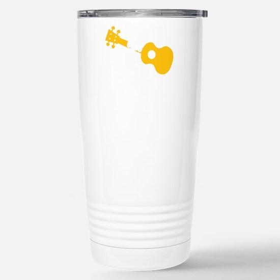 Uke Fist Stainless Steel Travel Mug