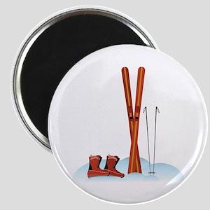 Ski Gear Magnets