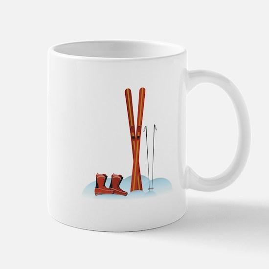 Ski Gear Mugs