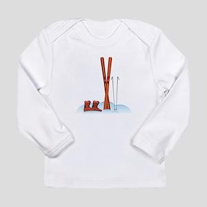 Ski Gear Long Sleeve T-Shirt