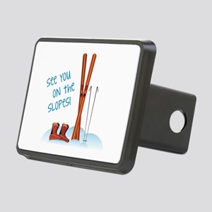 See you on the slopes! Hitch Cover