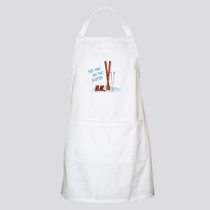 See you on the slopes! Apron