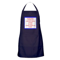 tennis Apron (dark)
