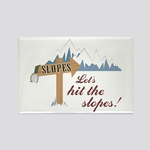 Let's Hit the Slopes! Magnets