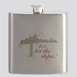 Let's Hit the Slopes! Flask
