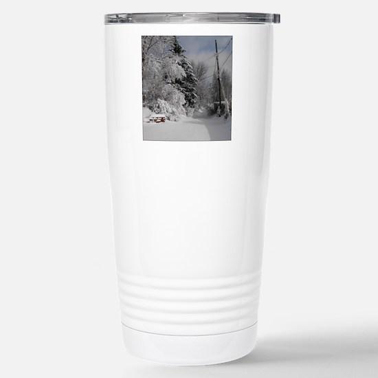 Wine Cooler Stainless Steel Travel Mug