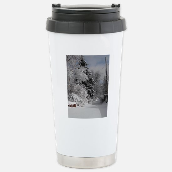 Leather Card Holder Stainless Steel Travel Mug