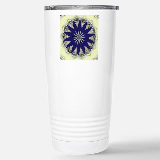 Fractalscope 02 Stainless Steel Travel Mug