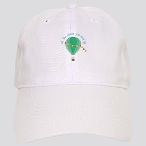oh, the places you may go Baseball Cap